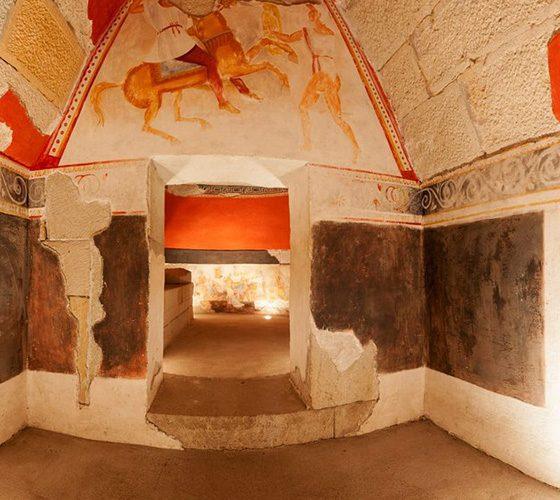 Тракийско изкуство в Източните Родопи